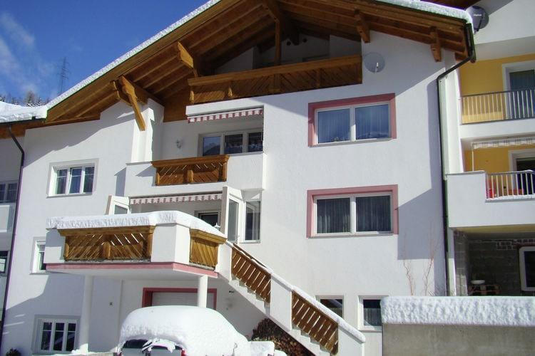Vakantiehuizen Oostenrijk | Tirol | Appartement te huur in Strengen   met wifi 5 personen