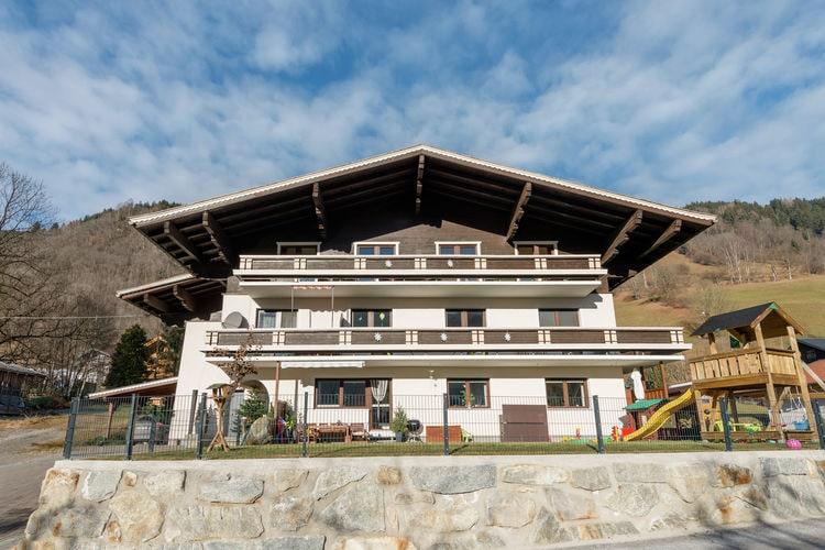 Bramberg-am-Wildkogel Vakantiewoningen te huur Mooi appartement in het centrum van Bramberg, op slechts 200 meter van de lift
