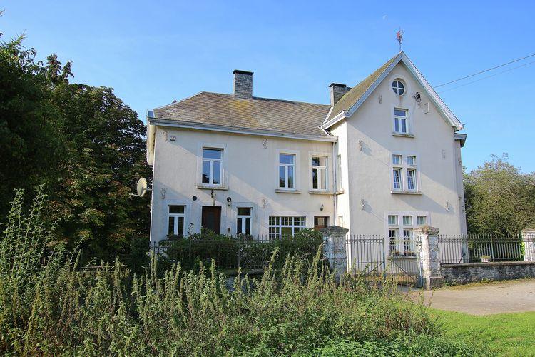 Vakantiehuizen Belgie | Luxemburg | Vakantiehuis te huur in Bastogne   met wifi 9 personen