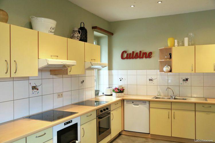 Vakantiehuis belgie, Luik, Waimes Vakantiehuis BE-0703-01