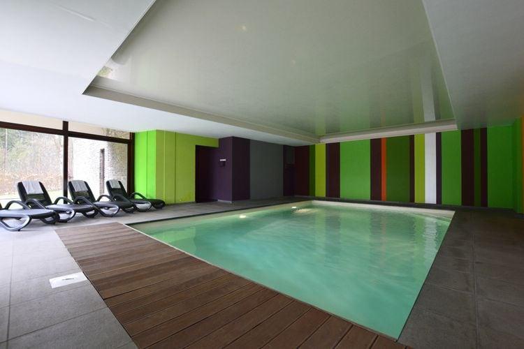 Belgie | Luik | Villa te huur in Malmedy met zwembad  met wifi 20 personen