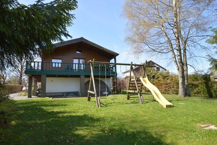 Luik Chalets te huur Luxe en gezellig chalet met sauna en open haard, gelegen aan een bos