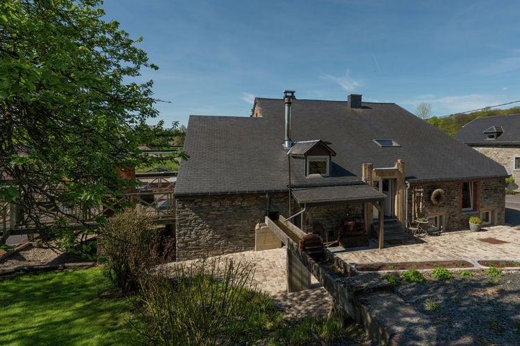 vakantiehuis België, Luxemburg, Bertrix vakantiehuis BE-0750-01