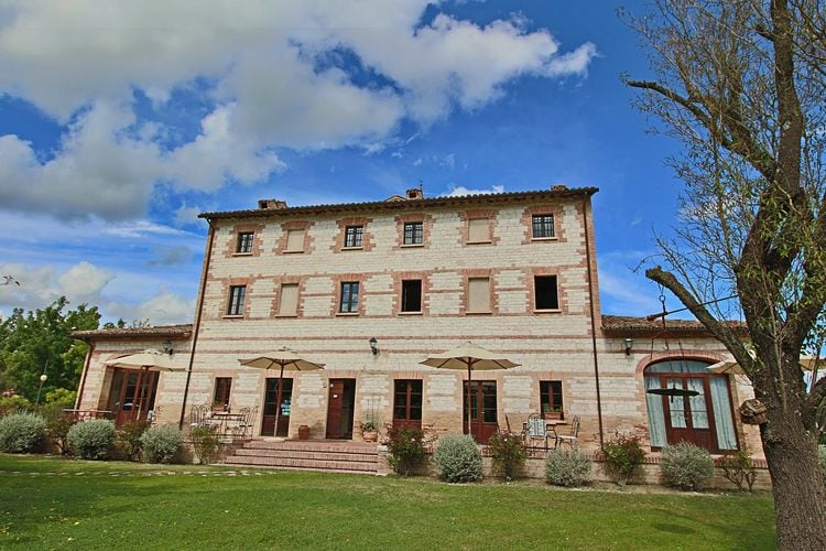 Vakantiewoning Italië, Marche, Urbania vakantiewoning IT-61049-04