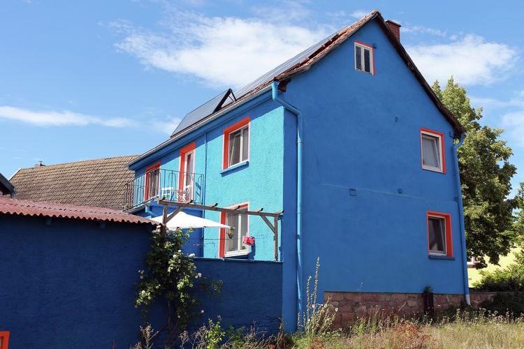 vakantiehuis Duitsland, Thuringen, Kyffhäuserland vakantiehuis DE-06567-02