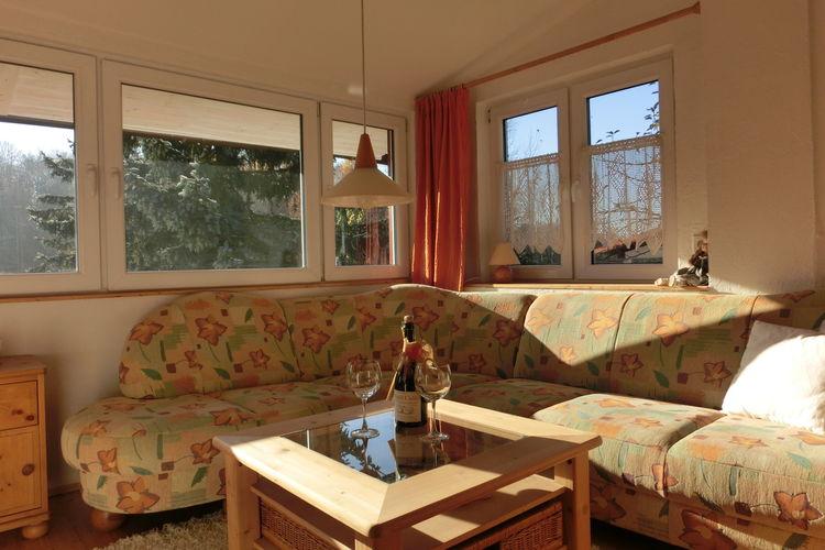 vakantiehuis Duitsland, Berlijn, Ilfeld vakantiehuis DE-99768-02