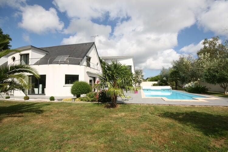 Villa Frankrijk, Bretagne, Bénodet Villa FR-29950-08
