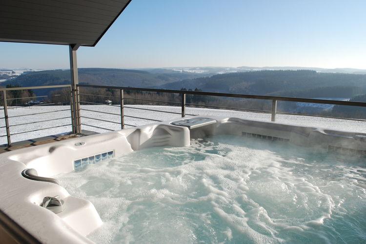 Vakantiewoning België, Luxemburg, La Roche en Ardenne Villa BE-0784-01