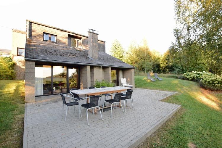 Vakantiehuizen Belgie | Luxemburg | Villa te huur in Vielsalm   met wifi 8 personen