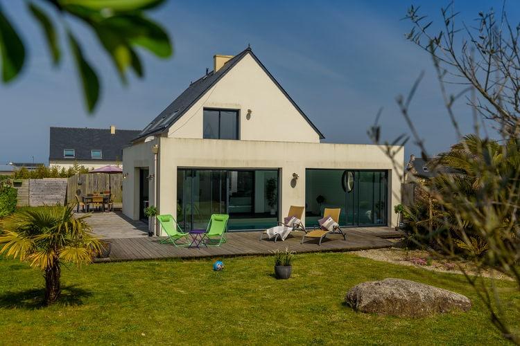 Villa met zwembad met wifi  BretagneAzur
