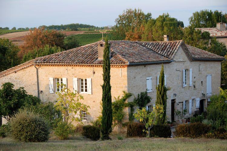 Frankrijk | Midi-Pyrenees | Vakantiehuis te huur in Fayssac met zwembad  met wifi 2 personen