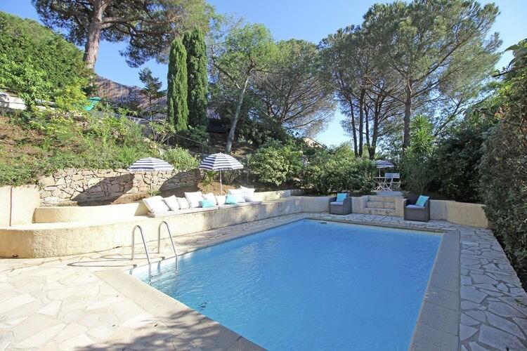 vakantiehuis Frankrijk, Provence-alpes cote d azur, La Croix Valmer - Gigaro vakantiehuis FR-83420-15