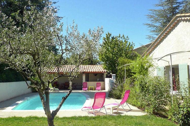 Vaison-La-Romaine Vakantiewoningen te huur Villa in een rustige woonwijk in Vaison-la-Romaine