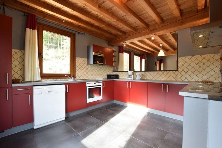 vakantiehuis België, Luxemburg, Jupille/Rendeux vakantiehuis BE-0807-01
