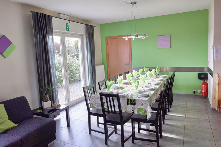 vakantiehuis België, Luik, Robertville vakantiehuis BE-0818-01