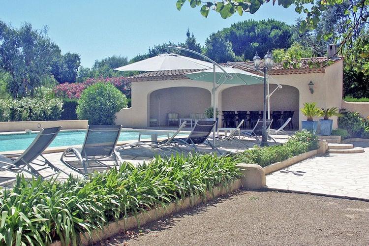 Location maison indépendante vacances Saint-tropez