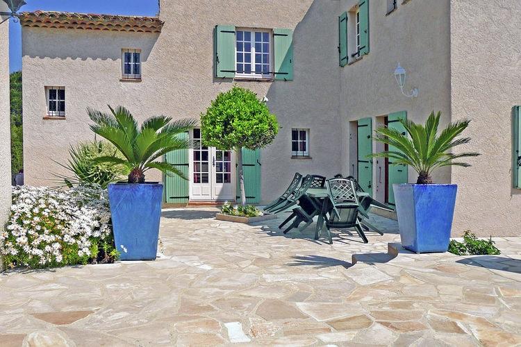 Villa Frankrijk, Provence-alpes cote d azur, Saint-Tropez Villa FR-83990-07