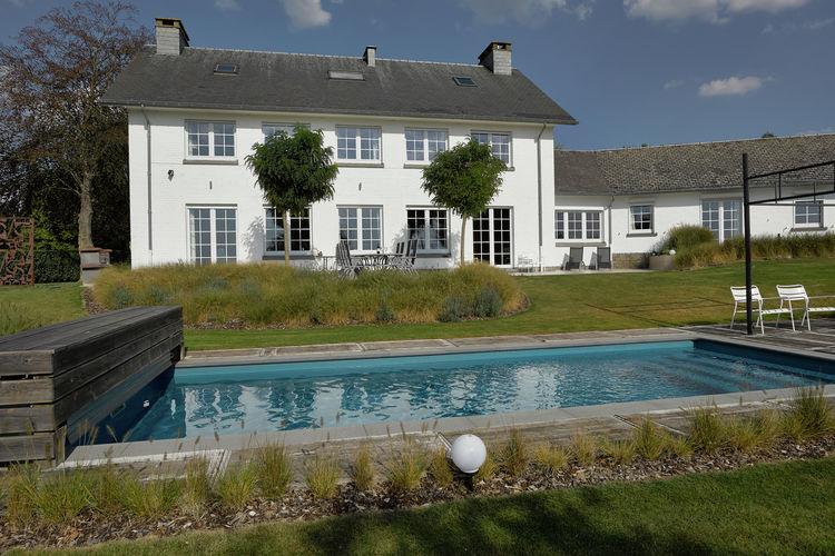 Villas Belgie | Luik | Villa te huur in Theux met zwembad  met wifi 9 personen