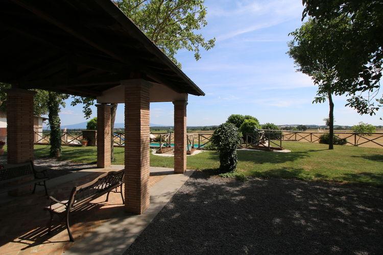 Boerderij Italië, Lazio, Bagnoregio Boerderij IT-01022-02