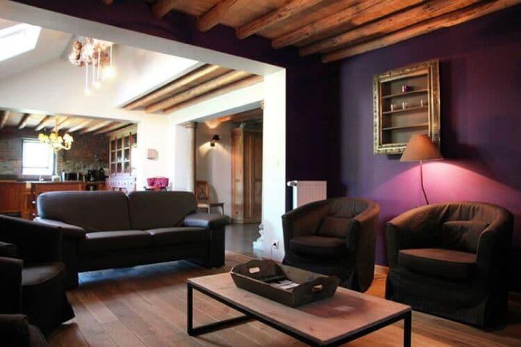 vakantiehuis België, Luxemburg, Marche-en-Famenne vakantiehuis BE-0843-01