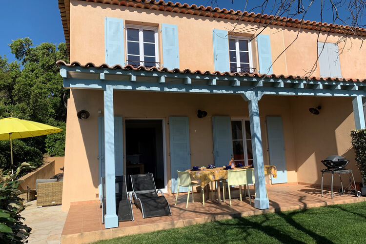 Vakantiehuizen Frankrijk | Provence-alpes-cote-d-azur | Vakantiehuis te huur in Les-IssambresSt-Maxime met zwembad  met wifi 6 personen