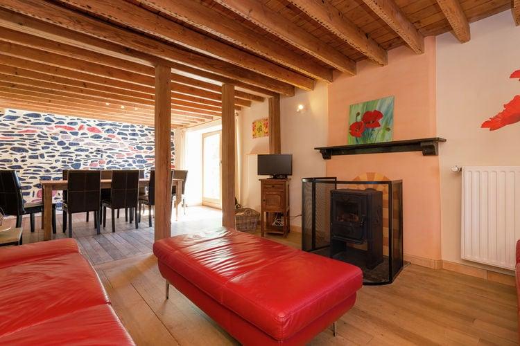 vakantiehuis België, Luik, Lierneux vakantiehuis BE-0856-01