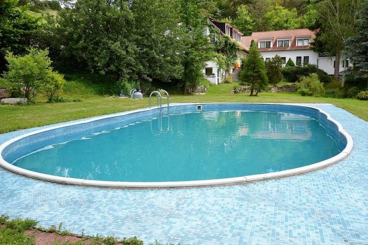 Villas Tsjechie | Zuid-Bohemen- | Villa te huur in Bechyne met zwembad  met wifi 7 personen