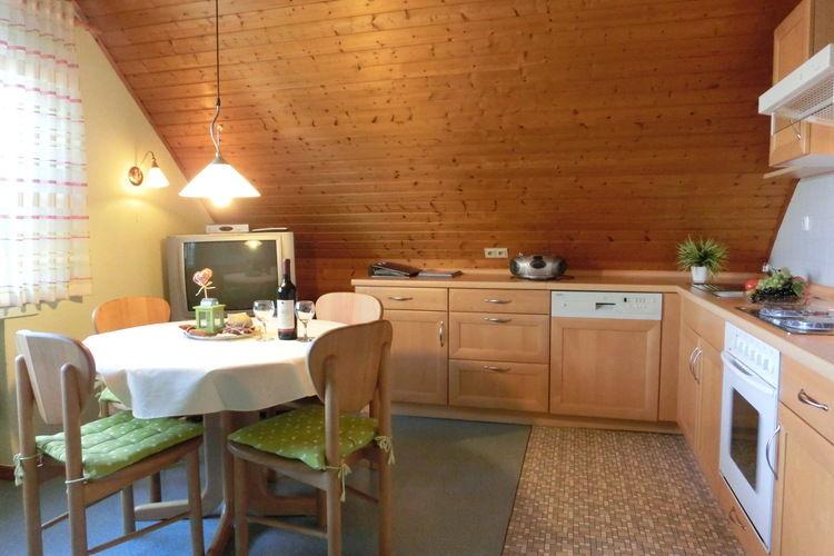 Appartement Duitsland, Westerwald, Nisterau Appartement DE-56472-04