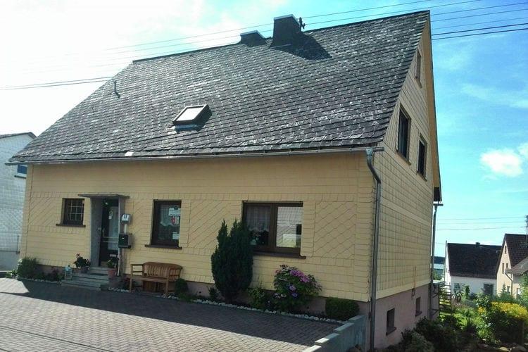 Duitsland | Westerwald | Appartement te huur in Nisterau   met wifi 5 personen