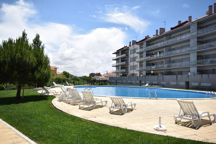 Portugal Appartementen te huur Centraal gelegen appartement, dicht bij het strand, met groot zwembad