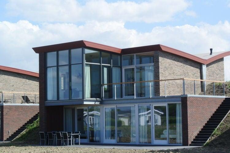 Zeeland Villas te huur Luxe en zeer comfortabele villa's, gelegen op waterrijk park met diverse faciliteiten