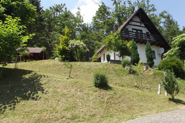 vakantiehuis Kroatië, Kvarner, Lokve vakantiehuis HR-51316-01