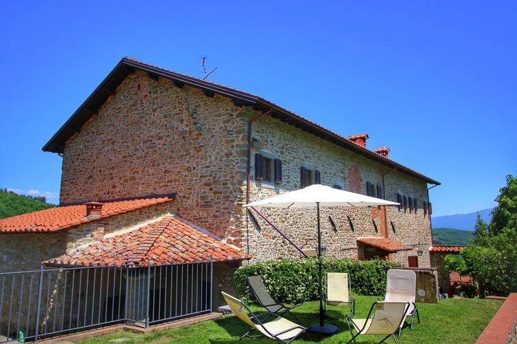 Vakantiehuis met zwembad met wifi  Ortignano  Il Maniero