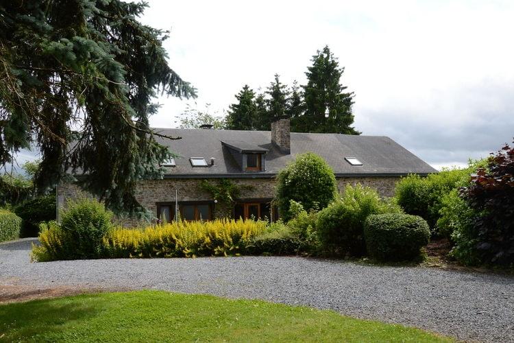 Vakantiehuizen Belgie | Luxemburg | Vakantiehuis te huur in Halleux   met wifi 10 personen