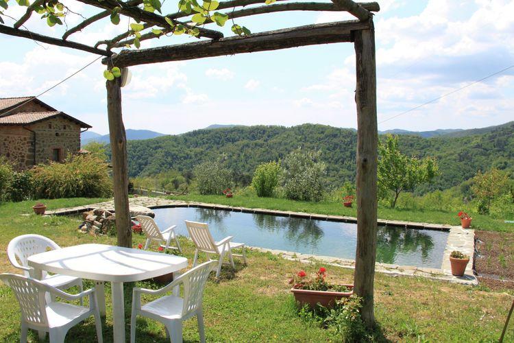vakantiehuis Italië, Toscana, Mulazzo vakantiehuis IT-54026-02