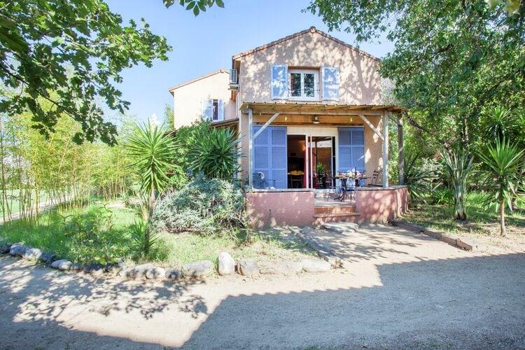 Woning Frankrijk | Corse | Vakantiehuis te huur in Poggio-Mezzana-Corse   met wifi 6 personen