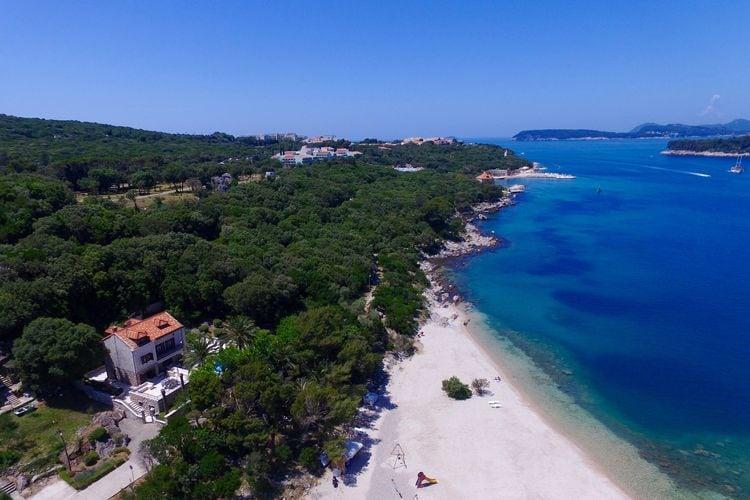 Kroatie | Dalmatie | Villa te huur in Dubrovnik met zwembad  met wifi 9 personen