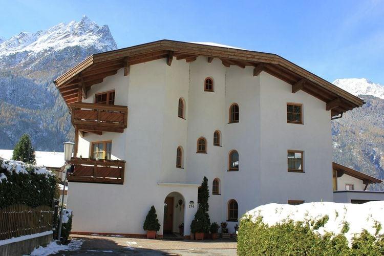 Vakantiehuizen Oostenrijk   Tirol   Appartement te huur in Langenfeld    4 personen