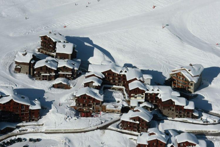 Résidence Village Montana 3 - Apartment - Tignes