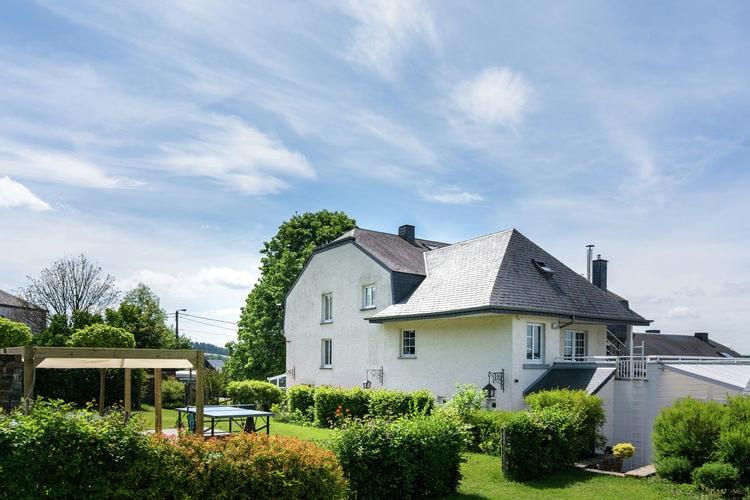Vakantiehuis met zwembad met wifi  Saint-HubertLa Maison de Flore