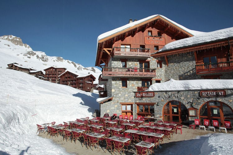 Résidence Village Montana Planton 3 - Accommodation - Tignes