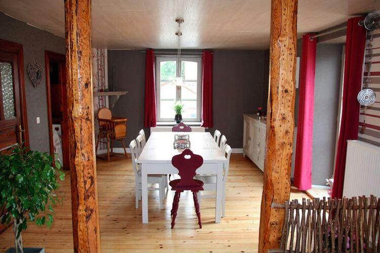vakantiehuis België, Luik, Trois-Ponts vakantiehuis BE-0919-01