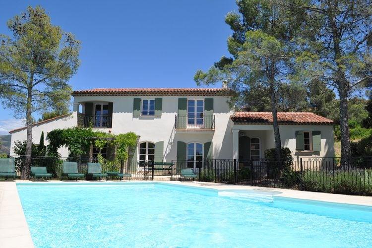 Vakantiehuizen Frankrijk | Provence-alpes-cote-d-azur | Vakantiehuis te huur in La-Motte met zwembad  met wifi 10 personen