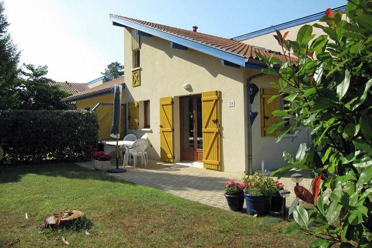 Frankrijk | Cote-Atlantique | Vakantiehuis te huur in Saint-Julien-En-Born   met wifi 6 personen