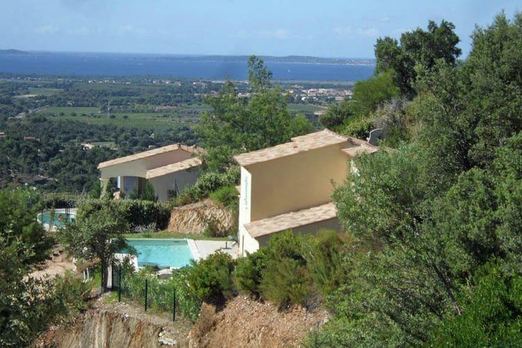 Vakantiehuizen Frankrijk | Provence-alpes-cote-d-azur | Villa te huur in La-Londe-Les-Maures met zwembad  met wifi 10 personen