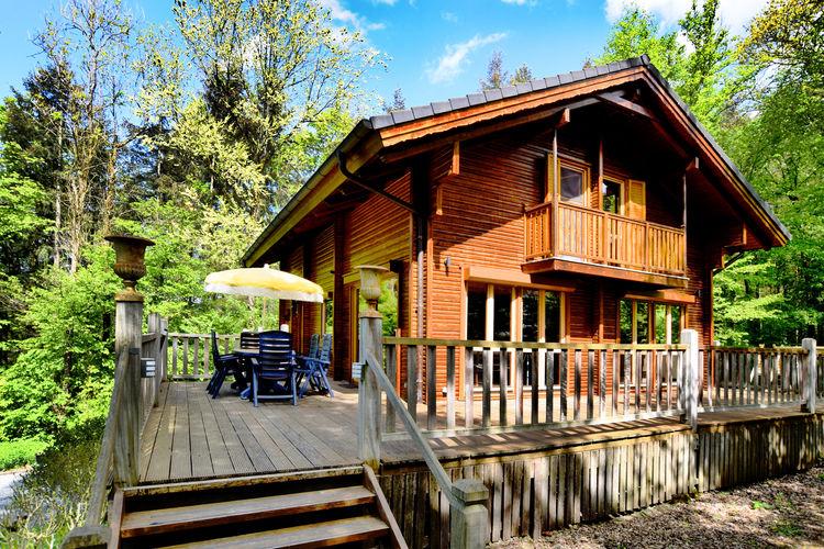 Vakantiehuizen Belgie | Luxemburg | Chalet te huur in Durbuy   met wifi 9 personen