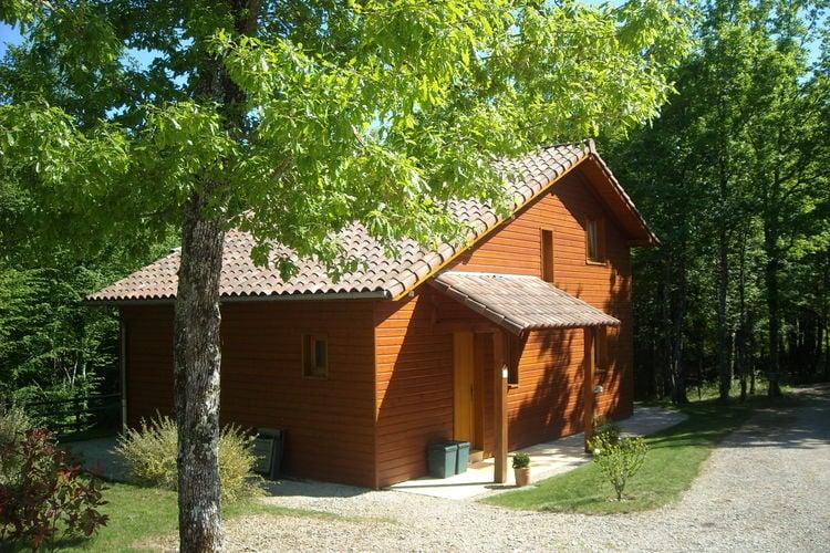Chalet Frankrijk, Dordogne, Lachapelle-Auzac / Souillac Chalet FR-02264-01