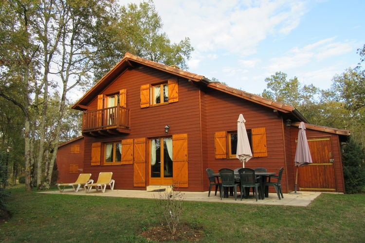 Chalet  met wifi  Lachapelle-Auzac / Souillac  Souillac Golf & Country Club 6p Deluxe 2
