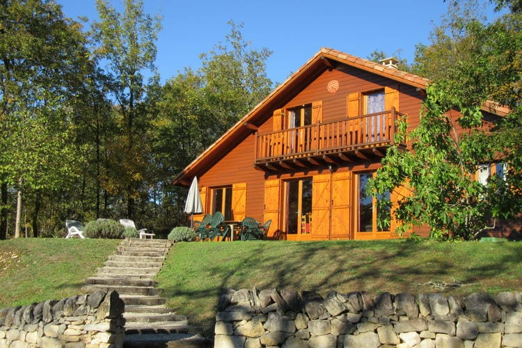 Chalet  met wifi  Lachapelle-Auzac / Souillac  Souillac Golf & Country Club 8p Deluxe