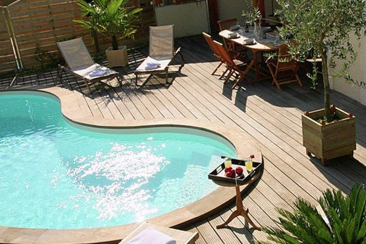 vakantiehuis Frankrijk, Cote Atlantique, Chalais vakantiehuis FR-02271-01